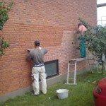 reparation af murfuger omfugning