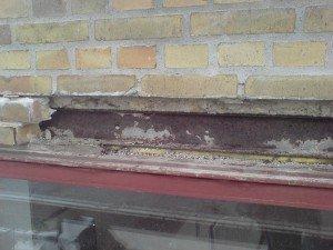 reparation af murværk